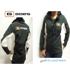 Goes soft warm jacket woman
