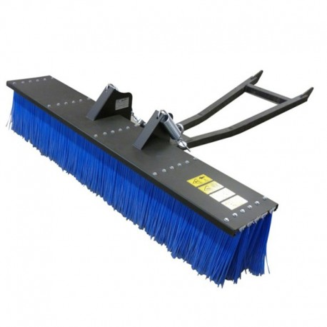 Atv push broom for Balayeuse piscine