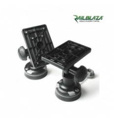 RAILBLAZA Adjustable Platform Black
