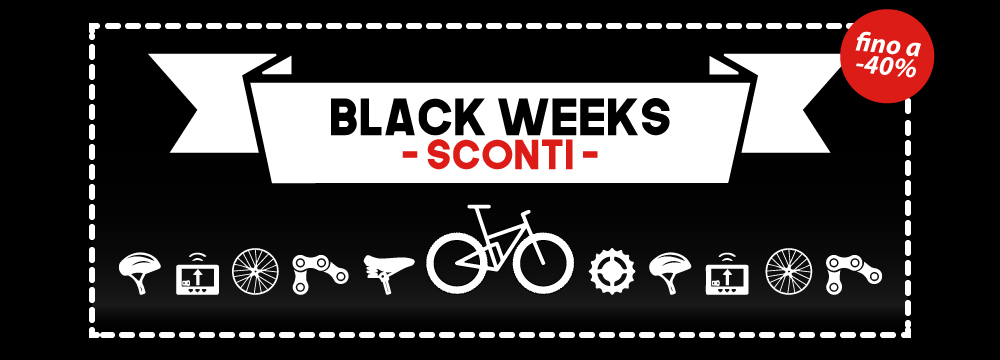 Saldi ebikedream Black Friday