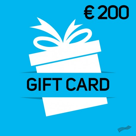 Gift Card 200€