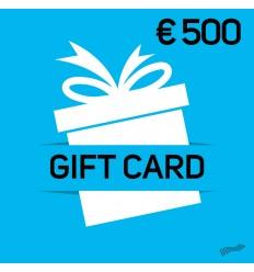 Carta Regalo 500€