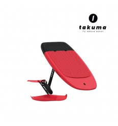 Takuma e-foil pack rider