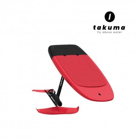 Takuma e-foil pack cruising