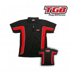 TGB Polo rossa e Nera