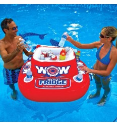 WOW Floating Fridge 30 Qt. Cooler
