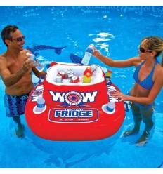 WOW Floating Fridge 30 Qt. Cooler