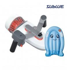 Sublue WhiteShark Tini Inflatable Kickboard