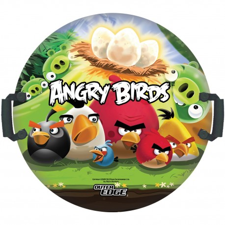 Snow Riderz - Angry Birds Space