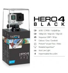 GoPro Hero 4 Black 2015