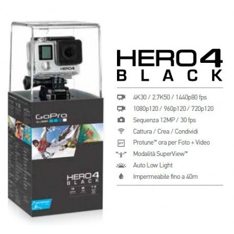 GoPro Hero 4 Black 2015