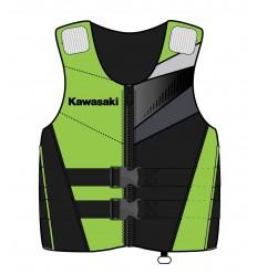 Kawasaki PFD life jacket