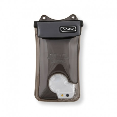 Dicapac waterproof case for smartphones up to 5.7 inches
