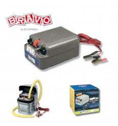 Bravo BST 12 HP electric air pump