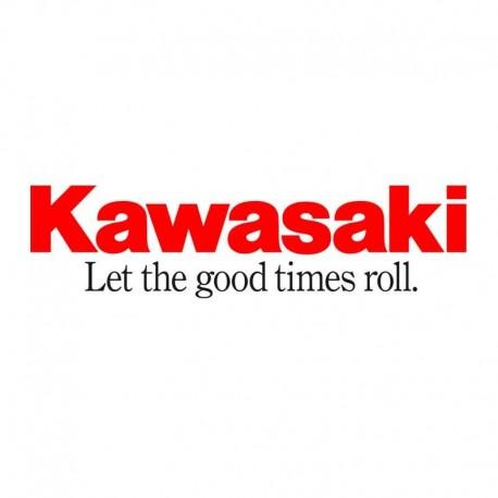 Kawasaki kit montaggio lama neve