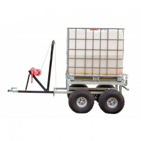 Water tank trailer Water 1000
