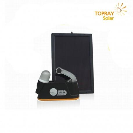 TopRay Lampada Portatile Con Pannello Solare