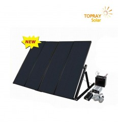 TopRay Kit Fotovoltaico Cottage 60W