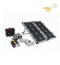 TopRay Kit Fotovoltaico Ac/Dc 40W