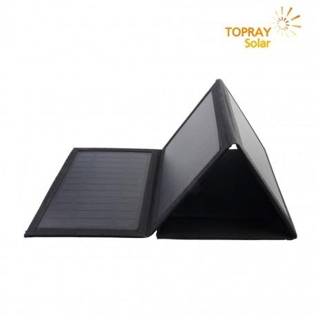 TopRay Pannello Solare Portatile 50W