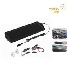 TopRay Caricabatteria Solare Auto 1.5W