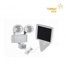 TopRay Luce Con Sensore Di Movimento Doppio Faro