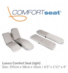 NautiBuoy Additional Comfort Seat Luxury