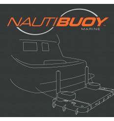 NautiBuoy Transom Bumber