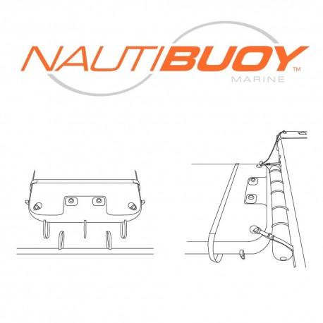 NautiBuoy Air Toggles 2.5M