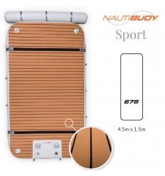 NautiBuoy Sport 675 Teak