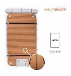Nautibuoy Sport 375 Teak