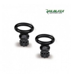 RAILBLAZA Webeye30 Pair Black