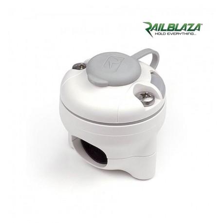 RAILBLAZA Railmount 19-25 White