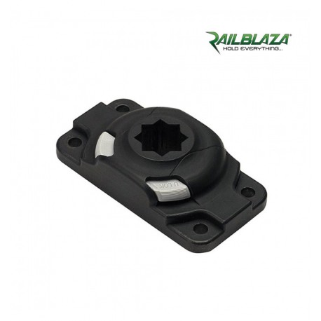Railblaza StarPort HD nero