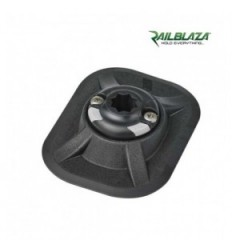 Railblaza RibPort inc StarPort adesivo nero
