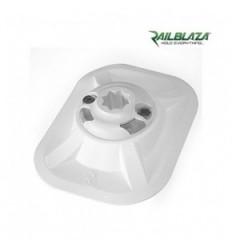 Railblaza RibPort inc StarPort adesivo bianco