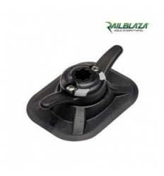RAILBLAZA Cleatport Ribmount Black