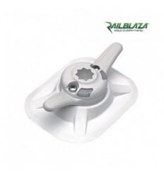 Railblaza CleatPort RIBMount adesivo bianco