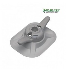 RAILBLAZA Cleatport Ribmount Grey
