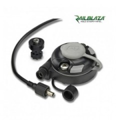 RAILBLAZA E Series 12V Starport Black