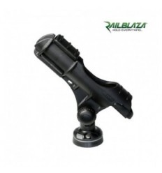 Railblaza Kit Supporto per canna da pesca con StarPort nero