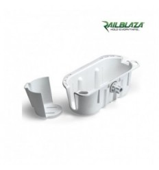 RAILBLAZA Stowpod Starport Kit White