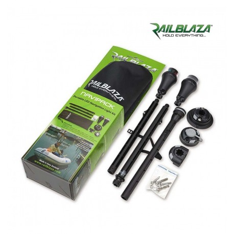 Railblaza NaviPack Portable LED Navigation Light Kit