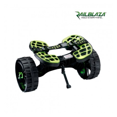 RAILBLAZA C-Tug Kayak Cart Green