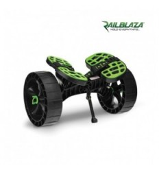 RAILBLAZA C-Tug Sandtrakz Kayak Cart Green